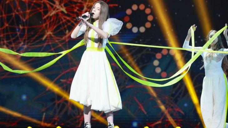 Eurowizja Junior: Próba Roksany