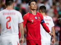 Portugalia nadal bez formy. Kontuzja Cristiano Ronaldo