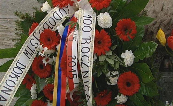 Uczcili pamięć zamordowanych rodaków
