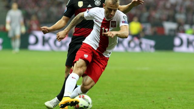 Wybierz pomocników na mecz Niemcy – Polska