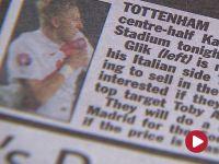 Tottenham będzie dziś obserwował Glika