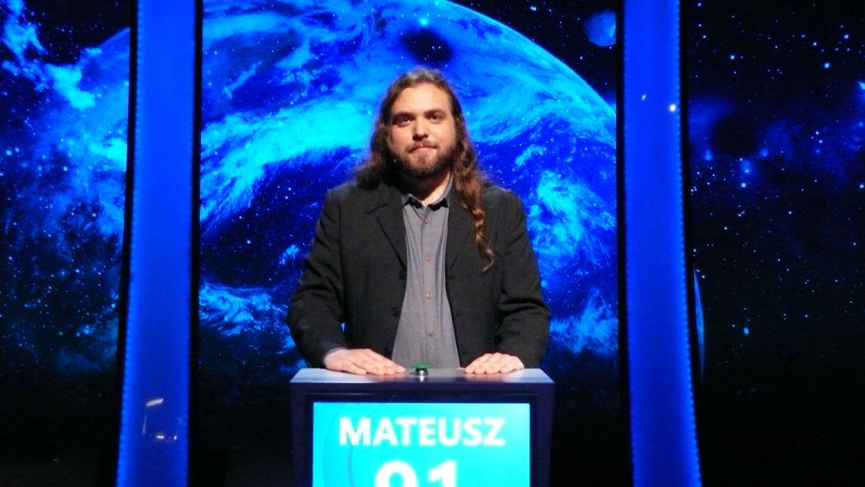 12 odcinek 107 edycji zwyciężył Pan Mateusz Jewczuk