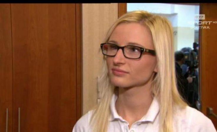 Małgorzata Hołub - fot. TVP Sport