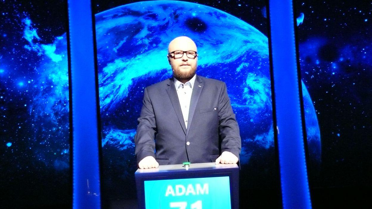 Adam Olszak - zwycięzca 16 odcinka 105 edycji