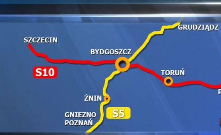 Setki wniosków z poparciem dla budowy S10 Stryszek-Czerniewice
