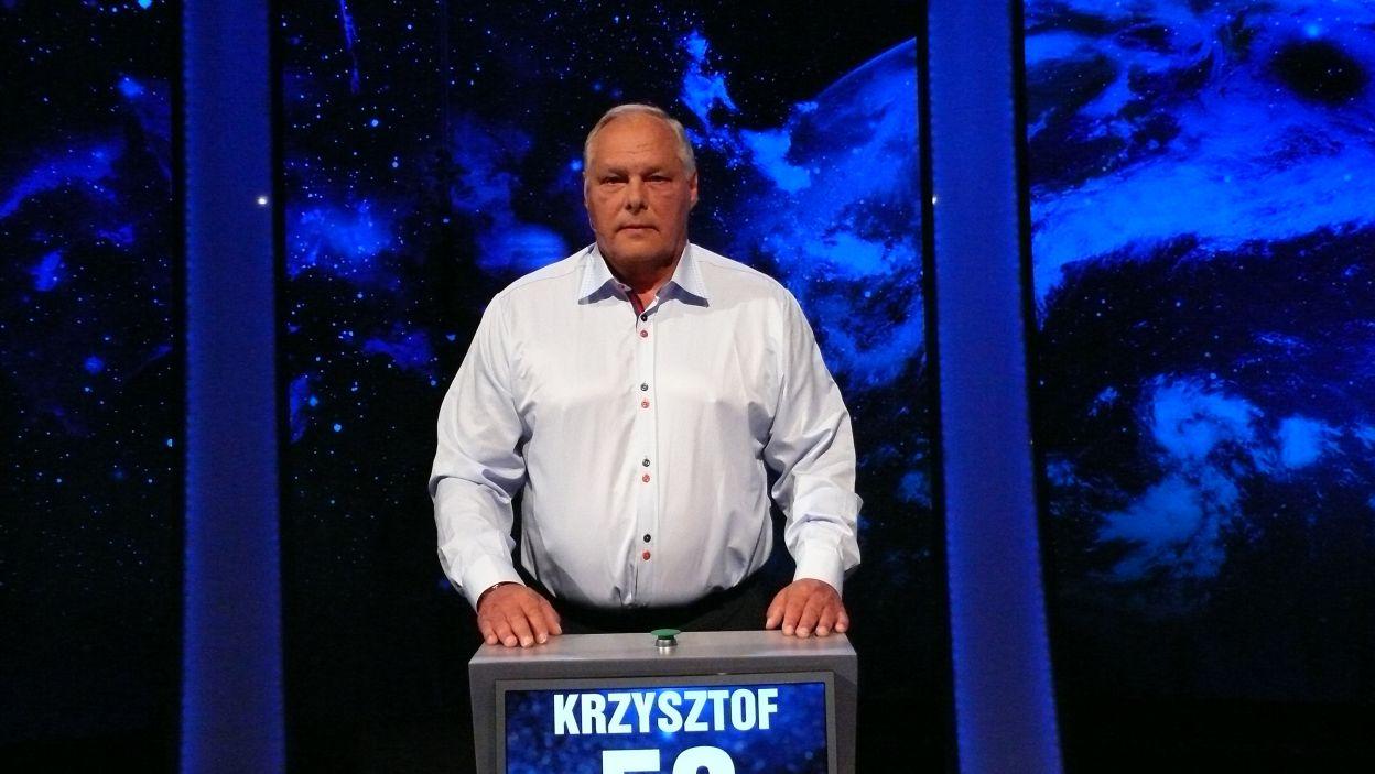 Krzysztof Kosela - zwycięzca 7 odcinka 100 edycji