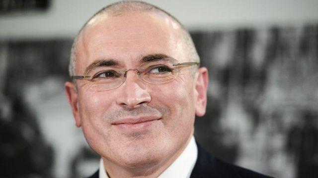 Chodorkowski o władzy Putina: król jest nagi