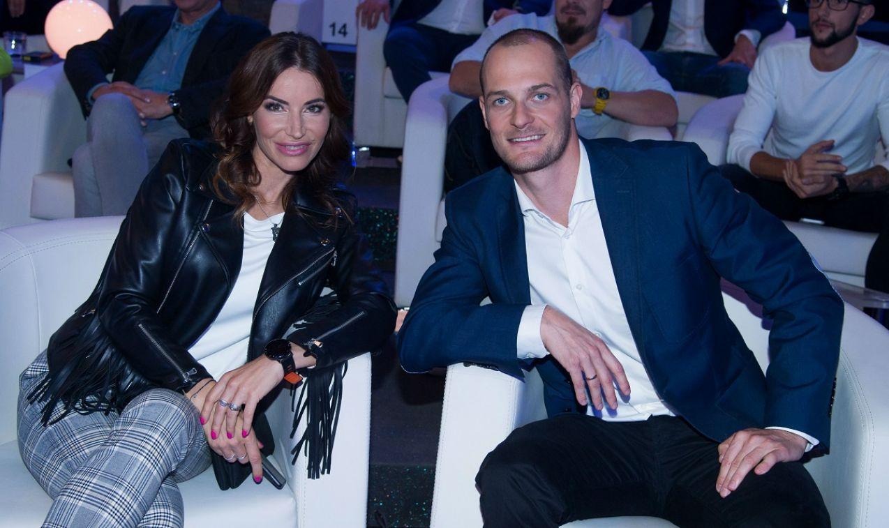 Karolina Pilarczyk i Paweł Korzeniowski dali popalić konkurentom (fot. TVP)
