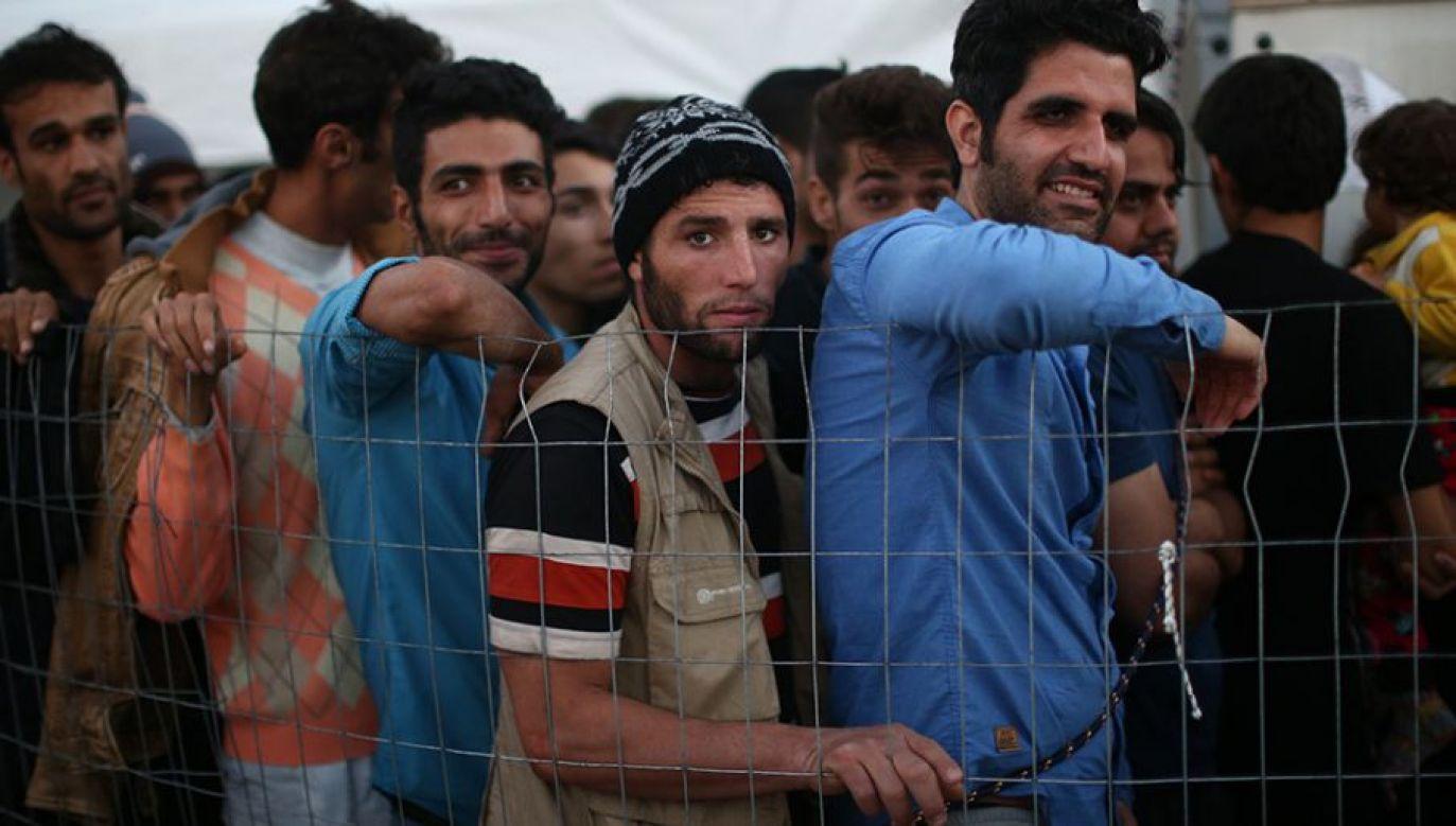 Liczba imigrantów na świecie gwałtownie zwiększyła się po wybuchu wojny domowej z Syrii (fot. Carl Court/Getty Images)