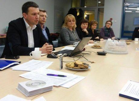 Pierwsze posiedzenie Rady Programowej TVP Olsztyn w 2015 roku