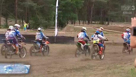 Mistrzostwa w Motocrossie. Najmłodszy uczestnik ma 8 lat