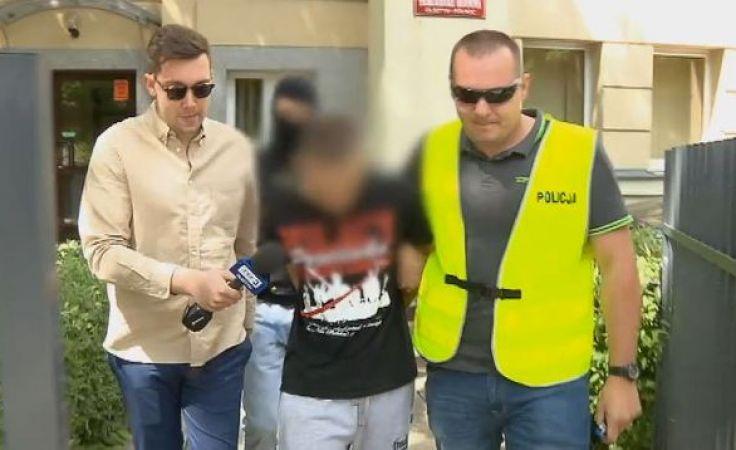 Kamil L. został zatrzymany we wtorek, 20 czerwca