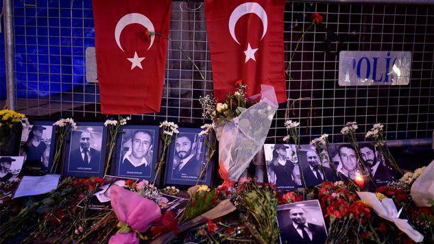 Zamachowiec ze Stambułu przyznał się do winy (fot. Reuters Pictures/Yagiz Karahan)