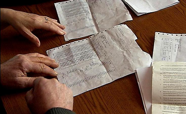 Śledztwo w sprawie afery bankowej w  podłańcuckim  Husowie