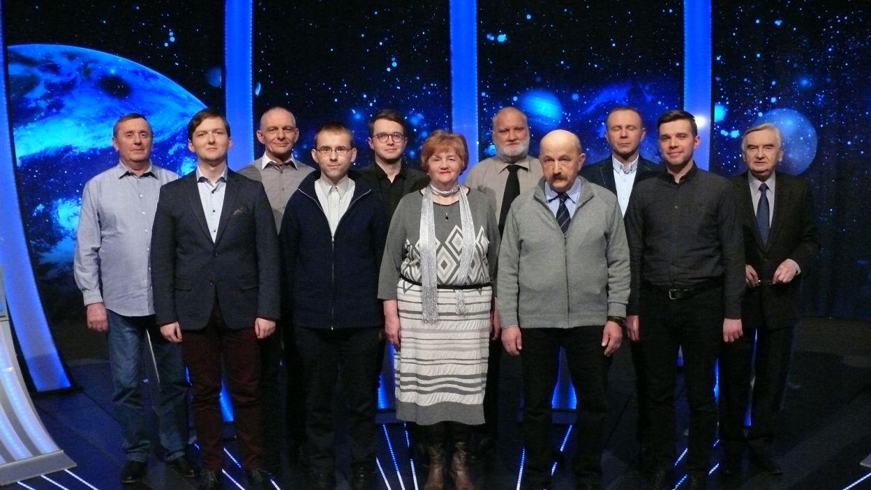 Zawodnicy 7 odcinka 103 edycji