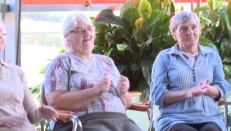 Światowa dyskusja w Toruniu o chorobach i cierpieniu starszych ludzi