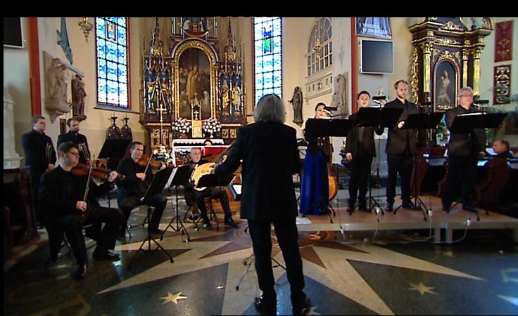 Zakończenie Muzycznego Festiwalu w Łańcucie.