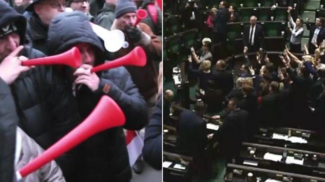 Film opisuje wydarzenia, które rozpoczęły się 16 grudnia (fot. tvp.info)