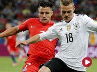 Puchar Konfederacji: Niemcy – Chile (skrót)