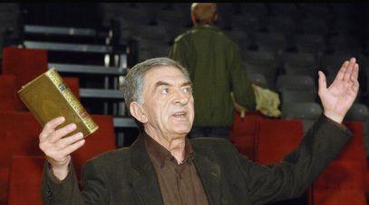 Jerzy Trela (fot. Jan Bogacz, TVP)