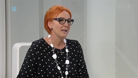 16.05.2018, Festiwal Anny German, gość: Agata Miedzińska