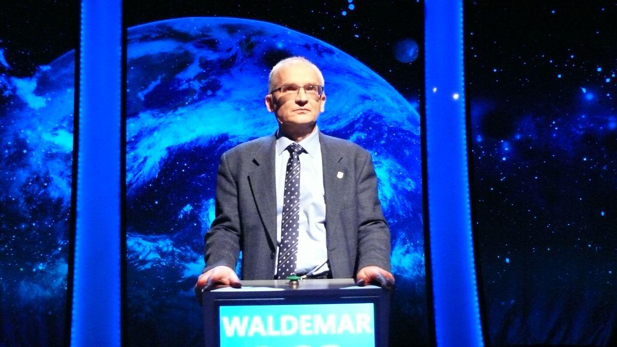 Waldemar Pieńkowski - zwycięzca 7 odcinka 101 edycji