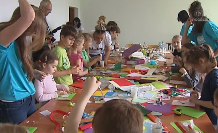 Wakacyjne oferty dla dzieci w Bydgoszczy