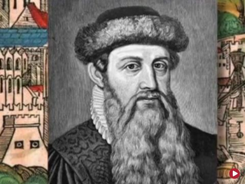 odc. 473 Wynalazek Jana Gutenberga