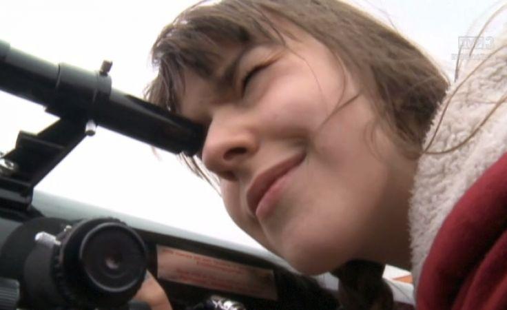 Zofia Kaczmarek wygrała drugi raz Olimpiadę Astronomiczną