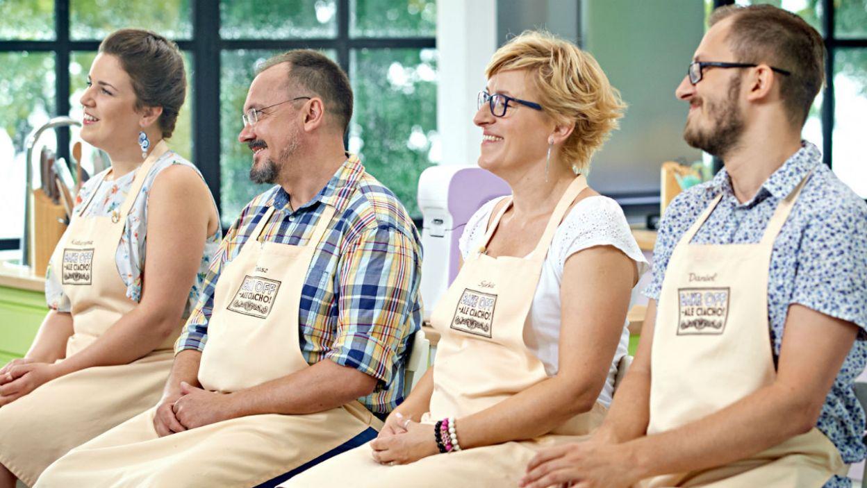 Ale uczestników dobry humor nie opuszcza! (fot. TVP)