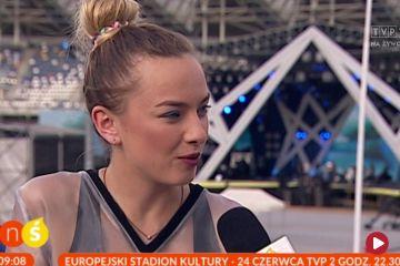Natalia Nykiel na Stadionie Kultury