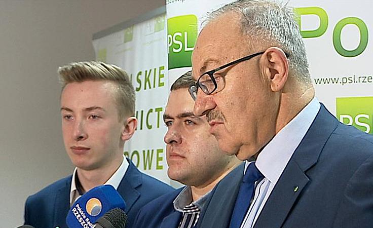 PSL przedstwił założenia projektu, które złoży w Sejmie
