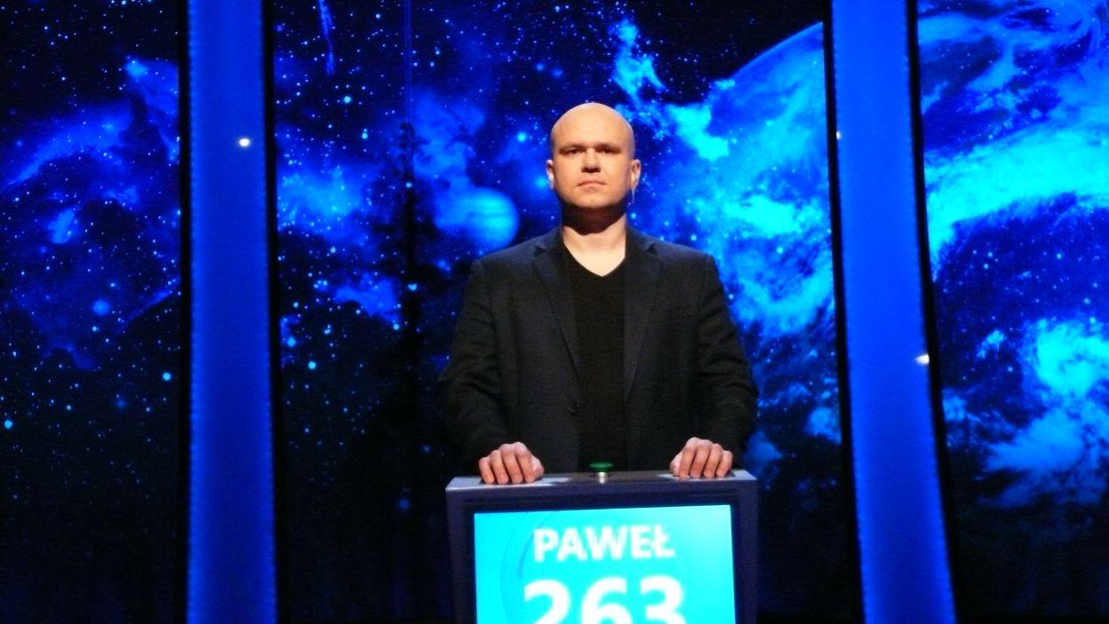 Paweł Rusek - zwycięzca 3 odcinka 102 edycji