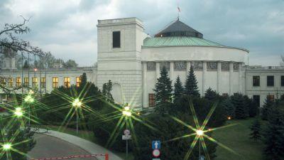 Wielki Test o Polskim Parlamentaryzmie