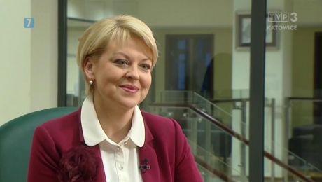 29.01.2018 - Andżelika Borys, prezes Związku Polaków na Białorusi