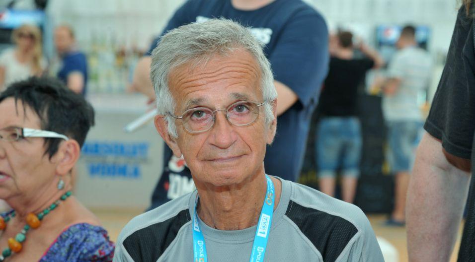 Jacek Fedorowicz, jeden z współtwórców opolskiego Kabaretonu (fot. Ireneusz Sobieszczuk/TVP)