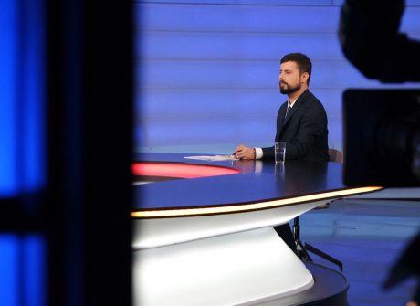 Ekipa TVP Kraków pracuje pełą parą (ŚDM)