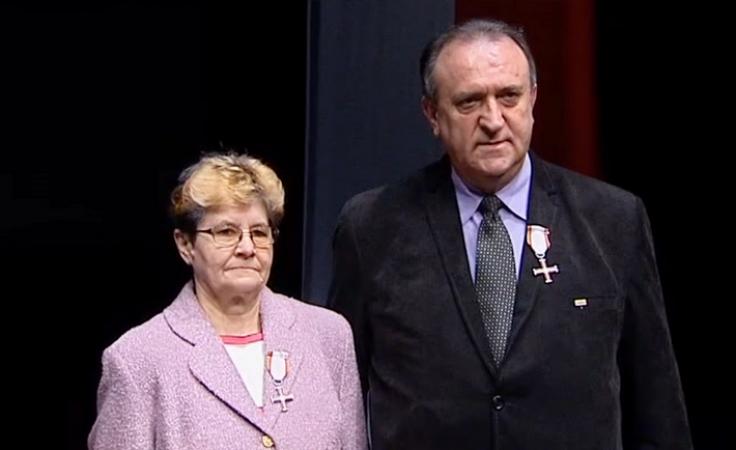 Krzyże Wolności i Solidarności dla 5 działaczy opozycji antykomunistycznej