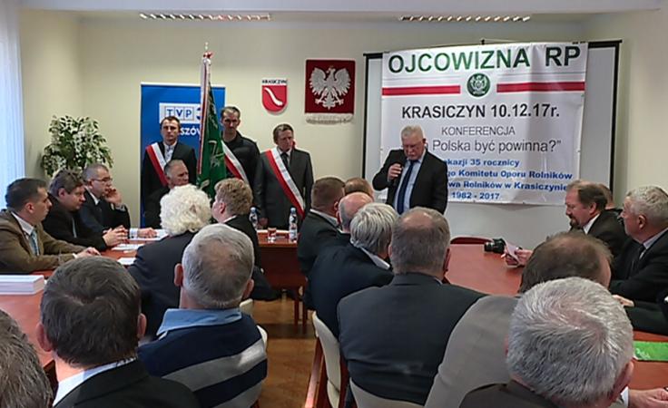 Rocznica powstania Komitetu Oporu Rolników i Duszpasterstwa Rolników