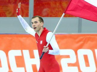 Złoty Bródka! Polak triumfatorem biegu na 1500 m