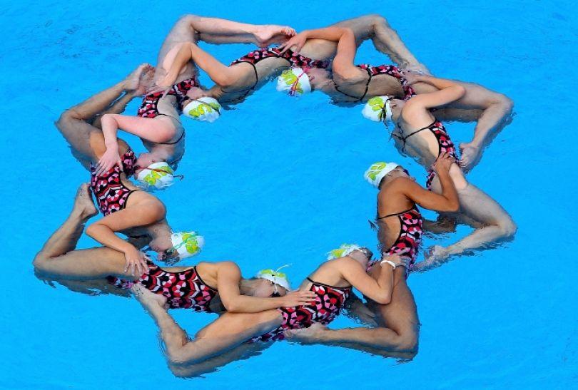 Australijki podczas sesji fotograficznej (fot. Getty Images)