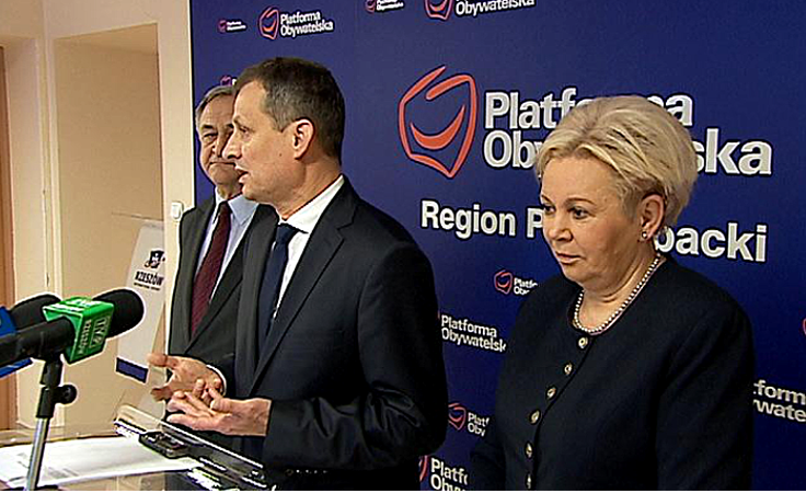Posłowie Platformy Obywatelskiej  o pracy w nowym Sejmie