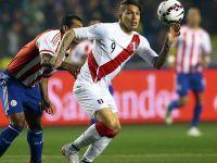 Paragwaj bez argumentów. Podium znów dla Peru