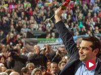 Grecy poszli do urn. Syriza na czele sondaży. Polski piłkarz chce być greckim posłem
