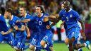 Radość włoskich piłkarzy (fot. Getty)