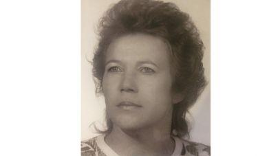 Czesława Białas zaginęła 28 listopada 1995 r.