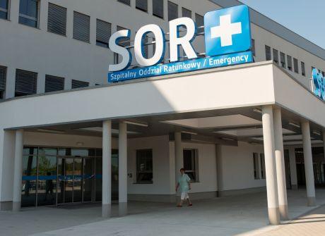 Szpital wojewódzki na Stabłowicach już przyjmuje