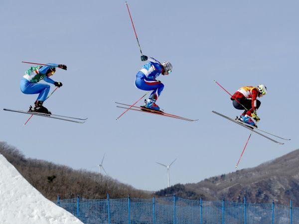 Olimpijski upadek