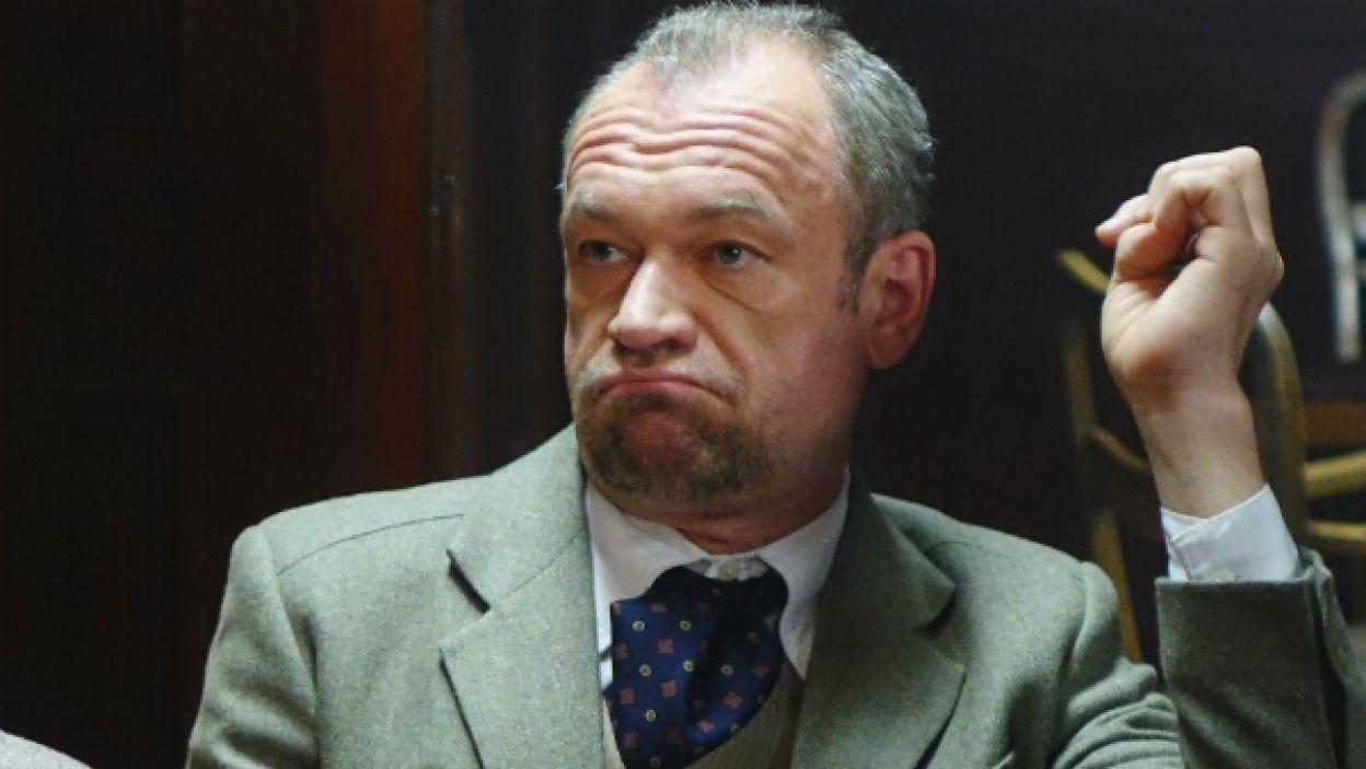 W nowych odcinkach zobaczymy legendę polskiego kina, Mariusza Bonaszewskiego (fot. I Sobieszczuk)