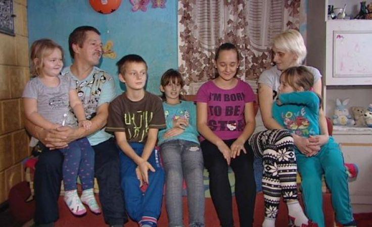 """""""Okaż serce. Podaruj gwiazdkę"""". Rodzina Pani Doroty Paczykowskiej"""